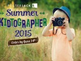 Summer Kidtographer Posterjack