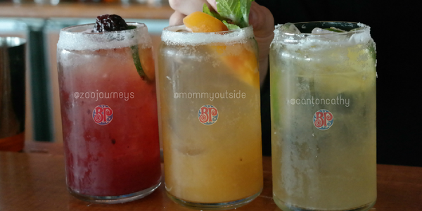 Boston Pizza-Summer Menu-Beeritas