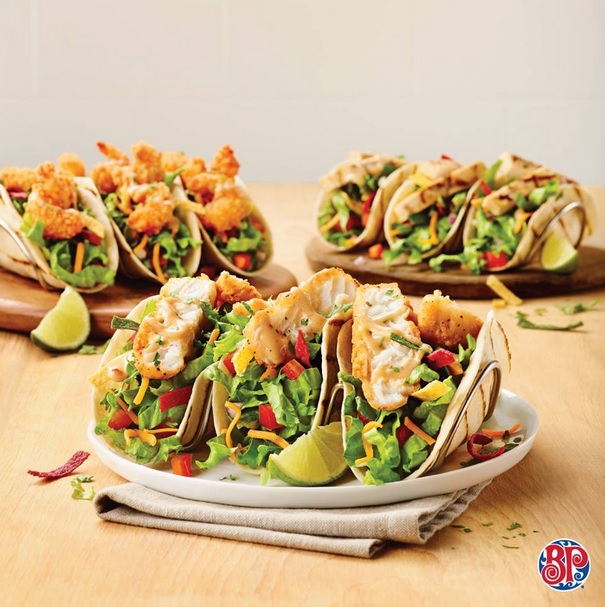 Boston Pizza-Summer Menu-Tacos
