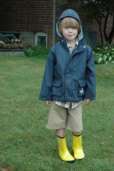 Stonz Kids Rain Boots