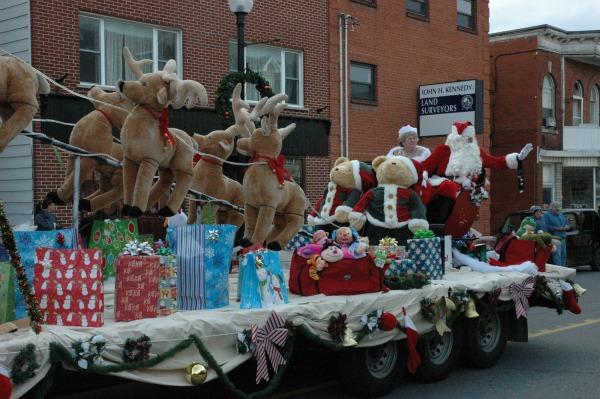 151121-Santa Claus Parade11