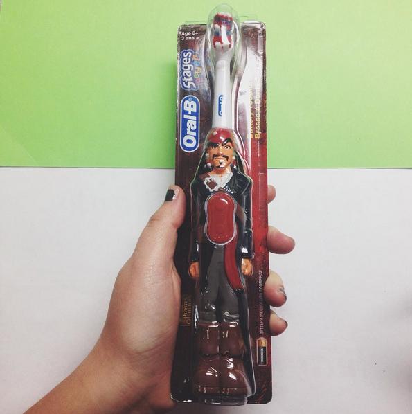 HealthSnap Kids Toothbrush