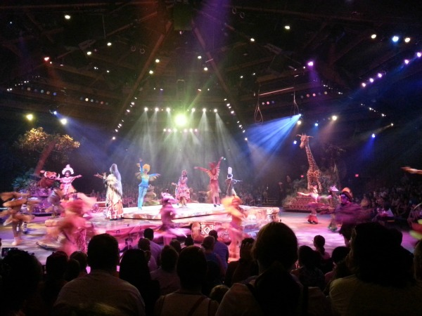 Walt Disney World Lion King