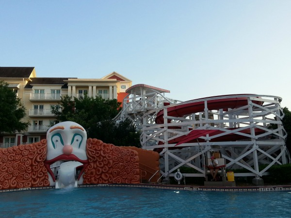 Walt Disney World Pool