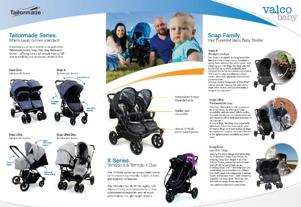 Valco Baby Canada Overview