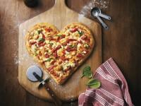 Boston Pizza Heart Shaped Pizza Valentines Day 2016