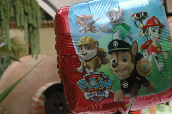 Paw Patrol Kids Entertainment Mexico