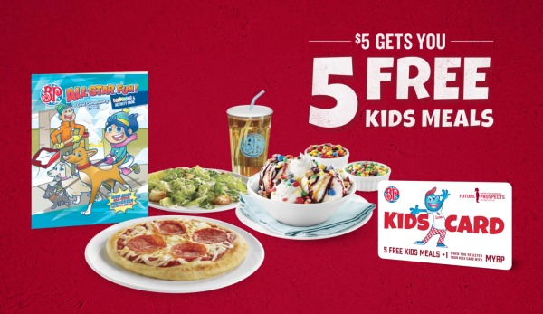 Boston Pizza Kids Cards 2-600