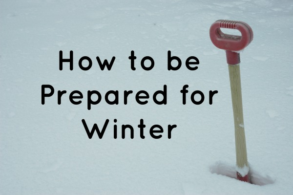 prepared for winter the weather network