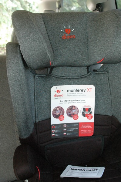 Child Car Booster Diono Monterey XL-600