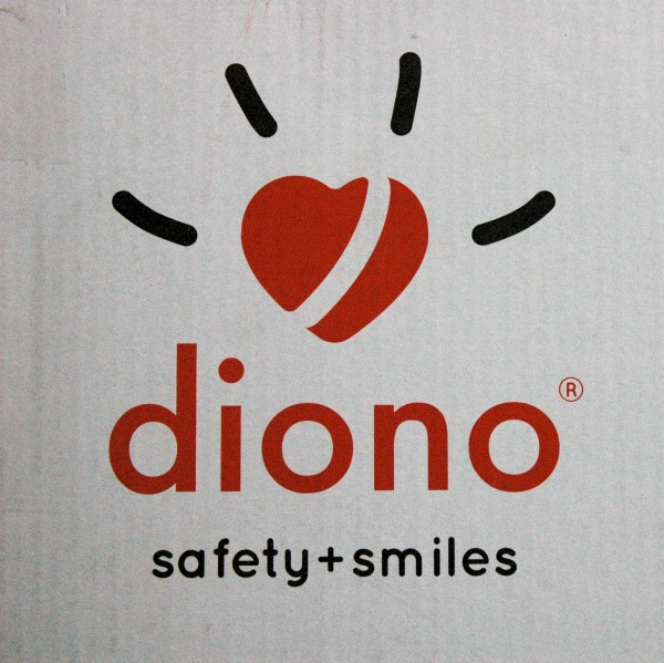 Child Car Booster Diono Monterey XL Logo