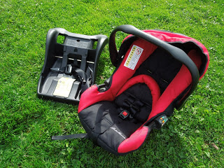 Trail Hiker Infant Car Seat