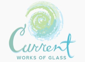 Current Works of Glass Logo