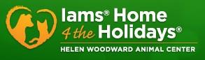 iams home 4 the holidays logo