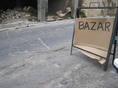 mexican bazar sign