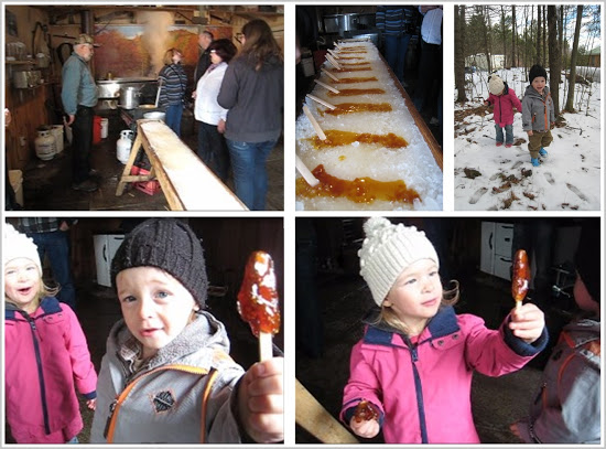 Maple Sugar Shack Taffy