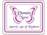 Avery's Butterfly Donate to Sunnybrook Hospital
