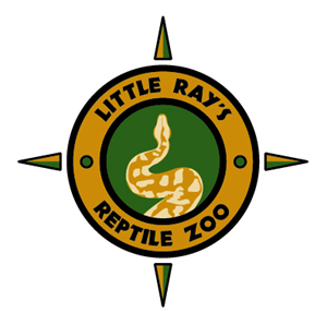 Little Ray's coloured logo