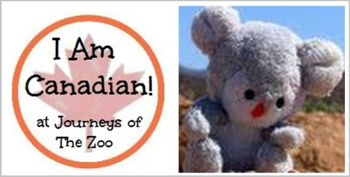 I Am Canadian Feature for July The Koala Bear Writer