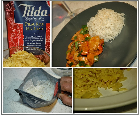 Tilda Canada Rice Collage