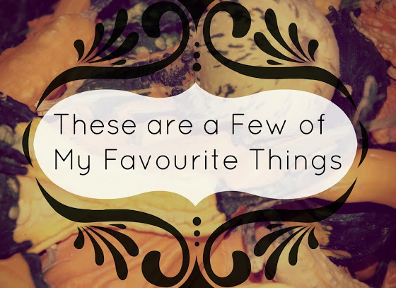 Favourite Things Graphic