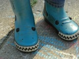 Shark Boots for Kids