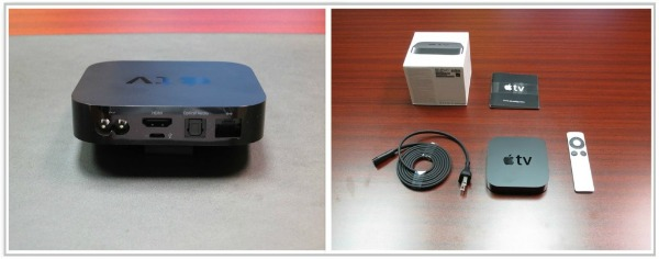 Apple TV 3rd Generation Package