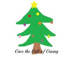 Gift of Giving Christmas Logo