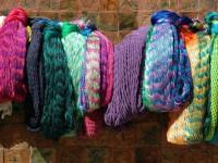 Colourful Hammocks Mexico