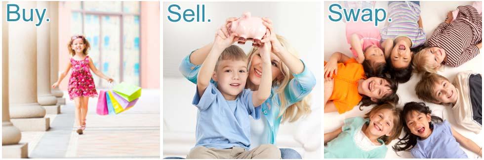 FlipSize Canada Buy Sell Swap Logo