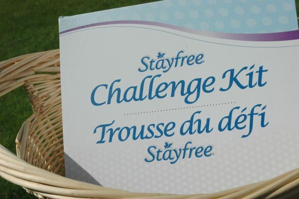 Stayfree Challenge Kit-600