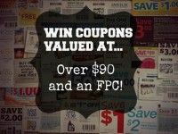 coupon giveaway-august