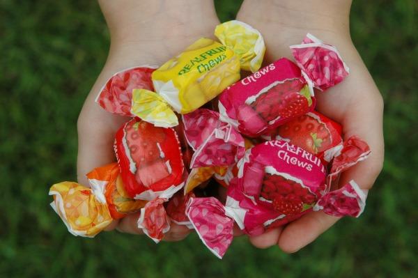 Dare Candy Company Realfruits Chews
