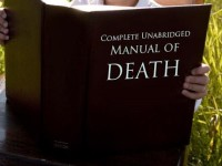 Death Should Come with a Manual