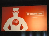United Way Ottawa Campaign Launch #uwhero Graphic