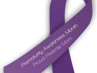 Prematurity Awareness Day Logo
