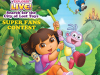 Dora The Explorer Koba Entertainment