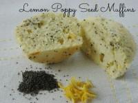 Lemon Poppy Seed Muffins Truvia52