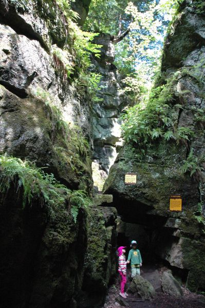 Scenic Caves Nature Adventures Blue Mountain