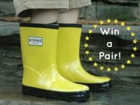 Stonz Kids Rain Boots6
