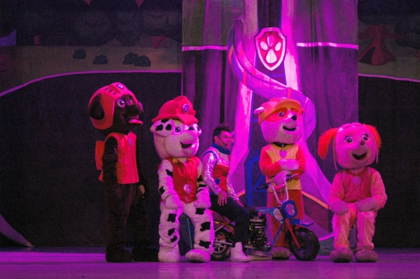 Paw Patrol Kids Entertainment Mexico6
